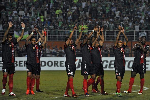 Tijauan jugará ante Atlético Mineiro que cuenta en sus fil...