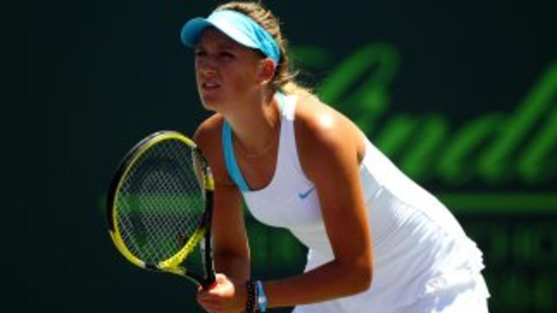 Victoria Azarenka ganó el último Masters en Miami, Florida y, sin duda,...
