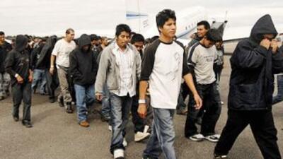 Durante el año fiscal 2011 el gobierno de Barack Obama deportó a más de...