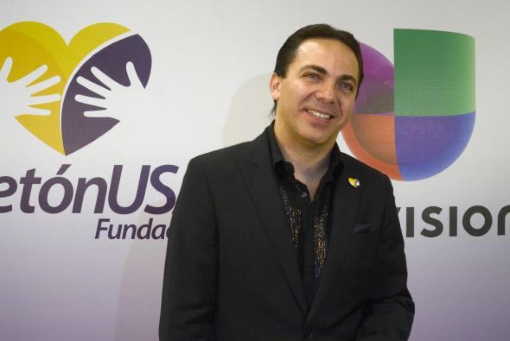 Una gran sonrisa como la de Cristian Castro es la que puedes provocar es...