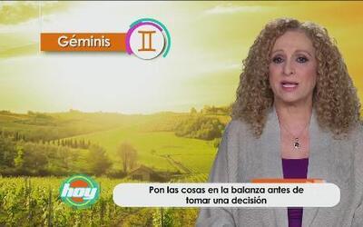 Mizada Géminis 26 de julio de 2016