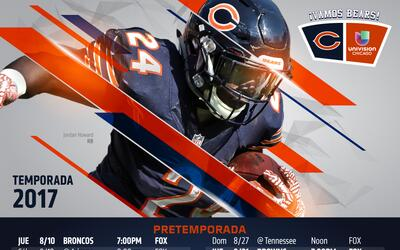 Chicago Bears Schedule 2017