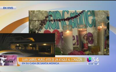 ¿Cómo se despide Los Ángeles de Juan Gabriel?