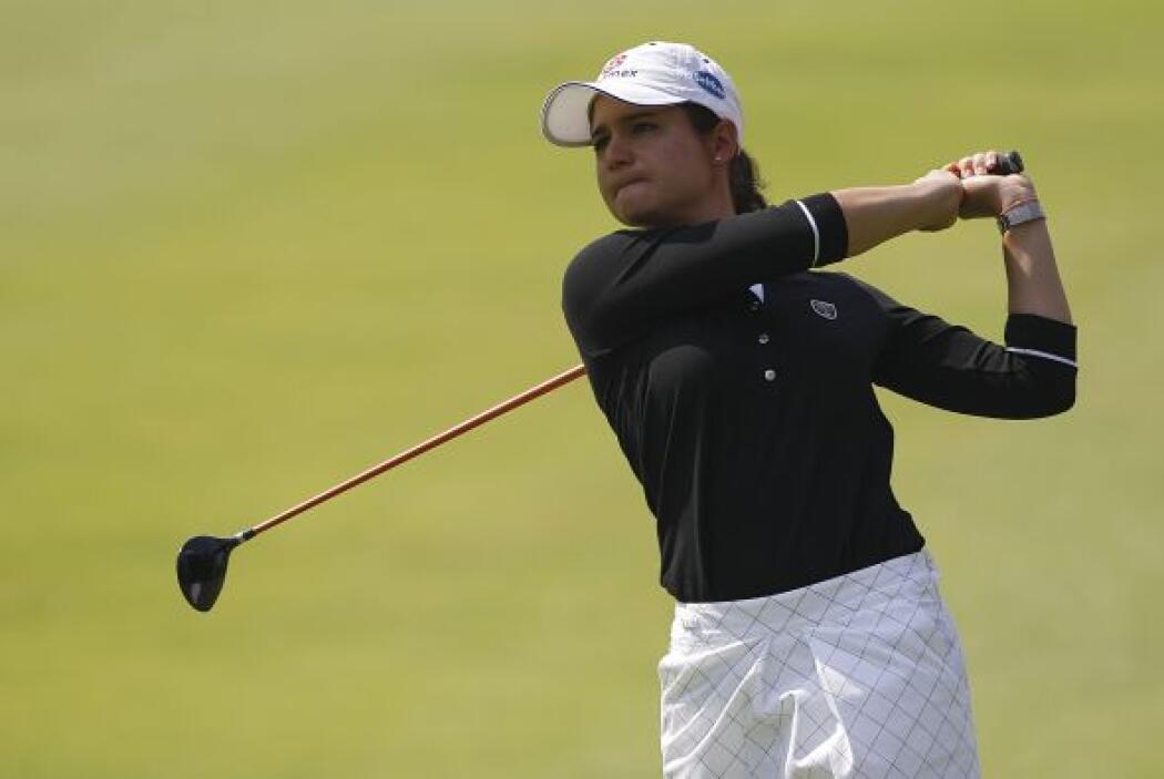 Lorena Ochoa: Esta golfista ha obtenido el Premio Nacional del Deporte e...