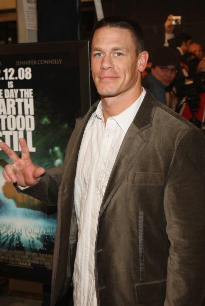 John Cena ha actuado en seis películas: The Marine, 12 Rounds, Tr...