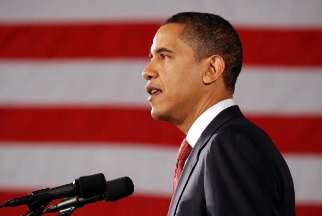 La llegada en 2009 de Barack Obama a la Casa Blanca restauró un poco la...