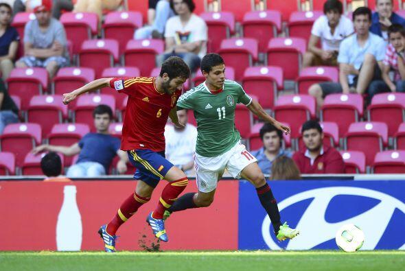 Tras el Mundial Sub-20 en Turquía 2013, el mediocampista tuvo cuatro opo...