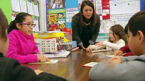 El reto de que los maestros sean bilingües