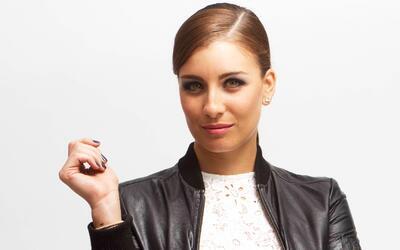 Natasha Domínguez es 'Amanda Cuadrado' en 'La piloto'
