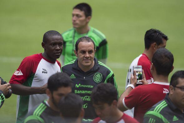 Y eso no fuera suficiente, tuvo la oportunidad de vestir la playera verd...