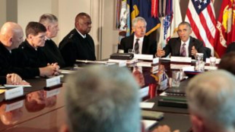 A la reunión también asistirá el presidente Barack Obama, según la Casa...
