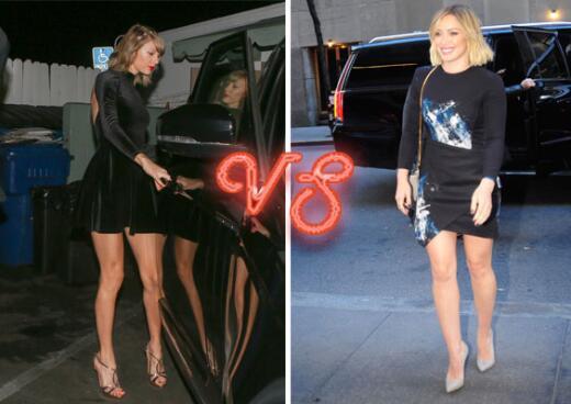 Taylor vs Hilary