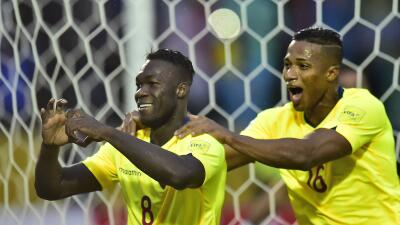 Ecuador consiguió su segundo triunfo consecutivo