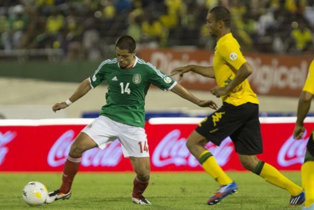 Hernández ha sido titular en cada uno de los seis juegos del Hexagonal d...