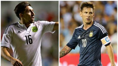 El Tri busca dar la campanada ante Argentina