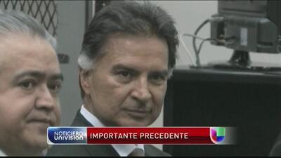 Extraditaron sorpresivamente a EEUU al ex presidente de Guatemala Alfons...