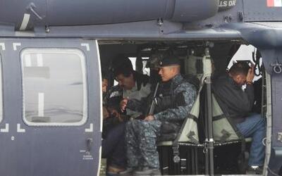 El Chapo ya es un preso más en el penal del Altiplano