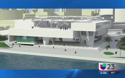 Proponen construir el Museo Cubano del Exilio en la Bahía de Miami