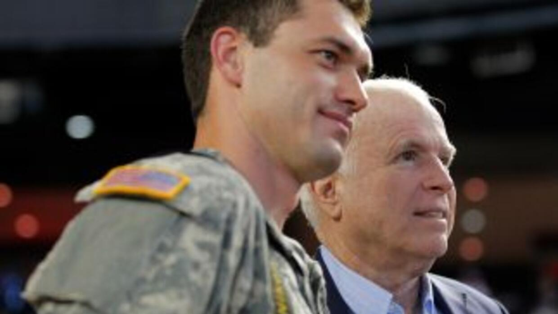 El senador de Arizona, John McCain.