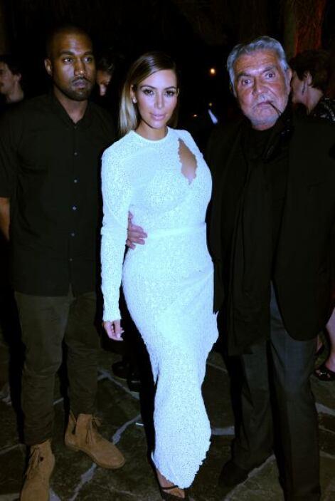 La diva, su novio y la escandalosa actriz se dieron cita en el club noct...