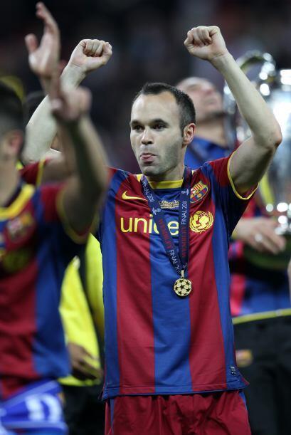 Los títulos del Barcelona no paran de llegar y Andrés ha g...