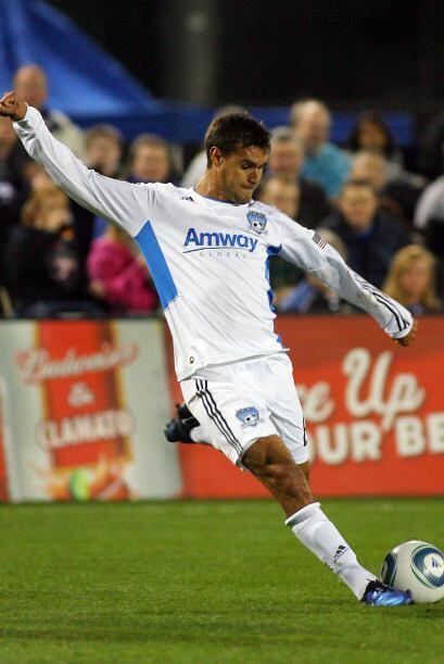 El delantero Birahim Diop fue artífice de tres goles y el atacante estre...