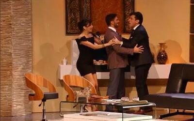 ¿Julián Gil le robó el amor de Jorge Salinas a Giselle Blondet?