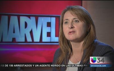 La argentina más poderosa en Hollywood, la historia de Victoria Alonso