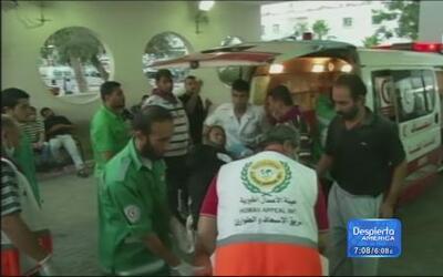 Operación terrestre de Israel en Gaza
