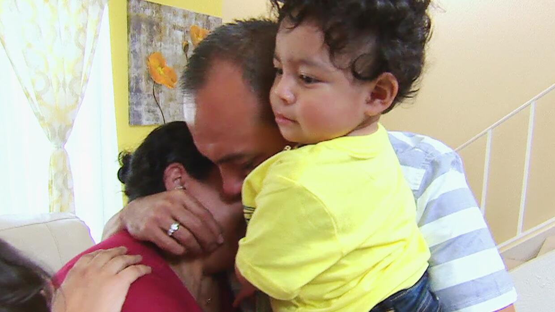 Un padre de familia vivió la pesadilla de la deportación en carne propia