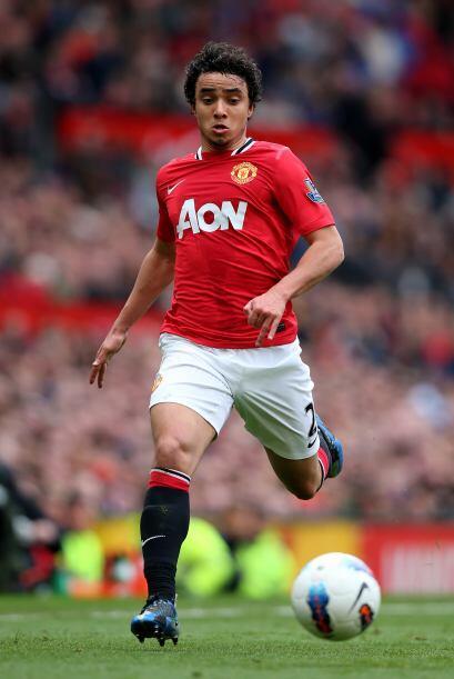 Defensa, Rafael: El defensor del United fue importante en el triunfo del...