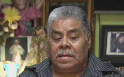 Este mexicano sufrió un accidente cerebral y días después llegaron a su...