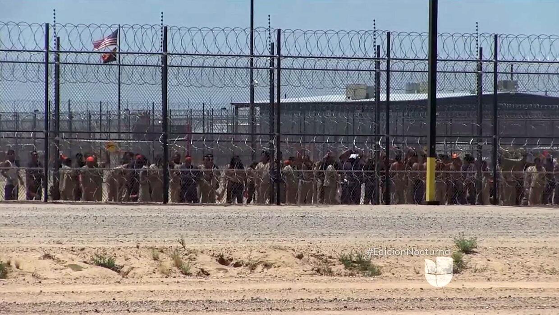 Centros migratorios sin recursos para atender a enfermos mentales