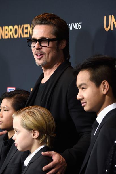 ¿Sueñas con una familia 'fashion' como la de Angelina Jolie y Brad Pitt?