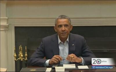 Obama no se decide a actuar por los migrantes