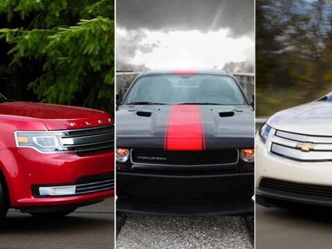 Cars.com publicó una lista con 10 autos que actualmente están en el merc...