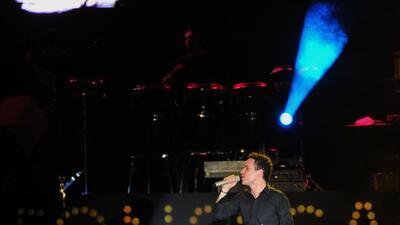Máxima 99.1 es la estación oficial del concierto de Fonseca
