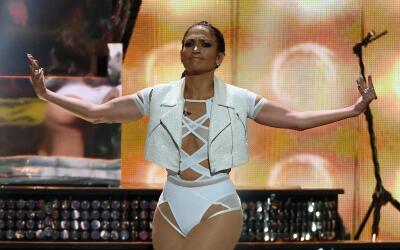 Jennifer López regresa en mayo a presentar su espectáculo...