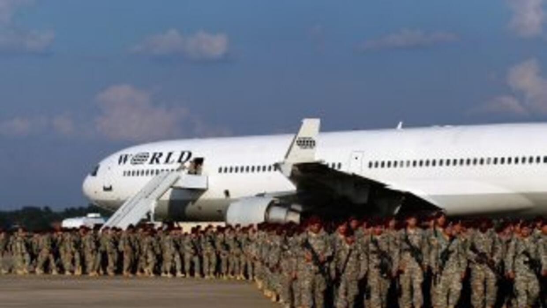 La misión militar en Irak terminará el 31 de agosto, tal como estaba pre...
