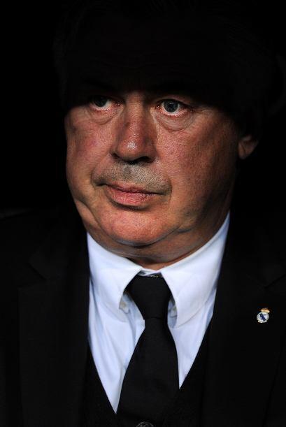 El cuadro de Ancelotti está vivo en la pelea por Champions y La L...
