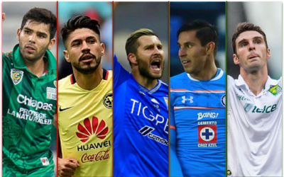 Las Chivas toman la cima de los Power Rankings LigaMXTop5.png
