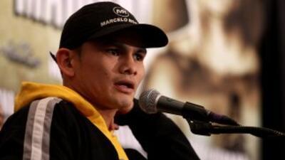 Marcos Maidana tiene en sus planes una pelea contra Mayweather Jr. y no...