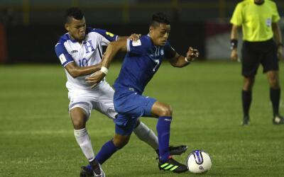 El Salvador vs. Honduras