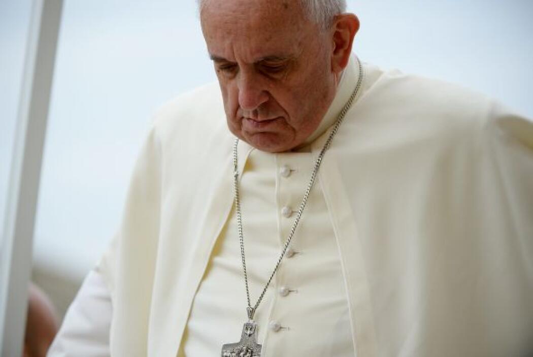 Francisco intenta dar forma a una Iglesia que reciba a todos, pero espec...