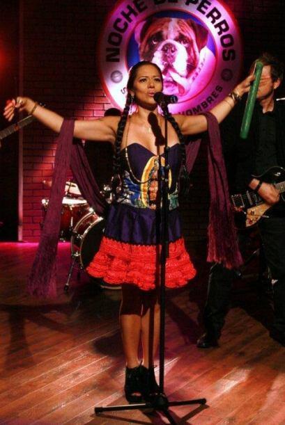 Esta cantante mexicana además de interpretar en español lo...