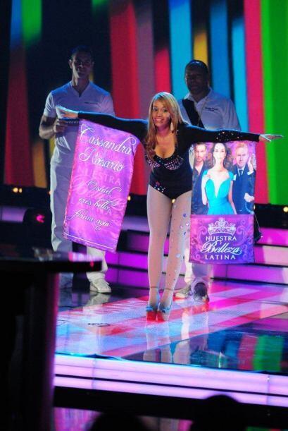Y esta chica de Puerto Rico se hizo su propio vestuario en honor a los j...