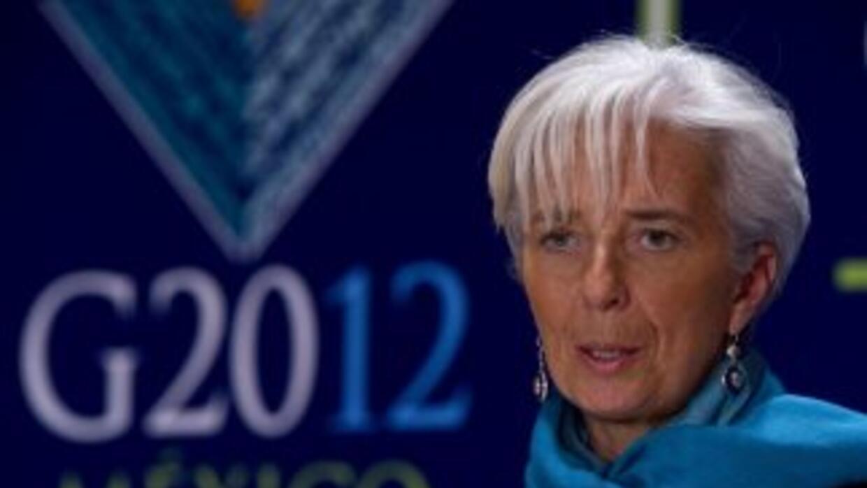 Christine Lagarde espera que los países europeos tomen decisiones import...