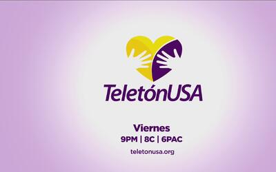 Únete al TeletonUSA 2015 por Galavisión