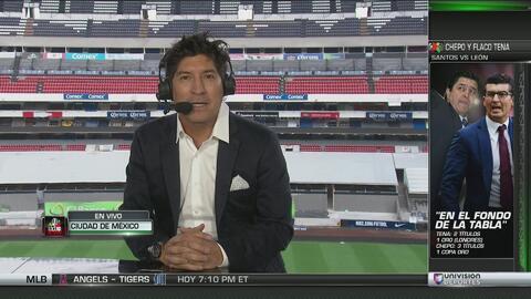 Iván Zamorano se suma a Univisión Deportes como titular indiscutido