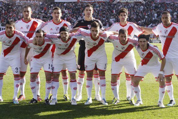 Imagen del equipo más laureado de la historia del fútbol a...